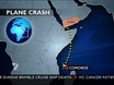 Comoros plane crash
