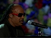Michael Jackson's memorial - Stevie Wonder