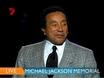 Michael Jackson's memorial - Smokey Robinson