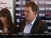 Stynes reveals cancer battle