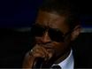 Michael Jackson's memorial - Usher