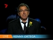 Michael Jackson's memorial - Kenny Ortega