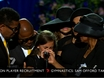 Michael Jackson's memorial service