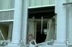Reporter Witnesses Indonesian Hotel Blasts