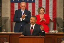 Obama: 'The Time for Bickering Is Over'