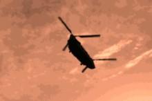 3 American Choppers Down in Afghanistan