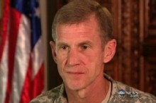 On the Frontlines With Gen. McChrystal