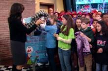 Broadway Kids Care Donate Coats