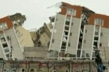 Chaos After Chile Quake