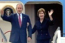 Laura Bush Addresses Car Crash in Memoir