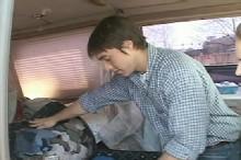 Living in a Van ... Down by Duke Univ.