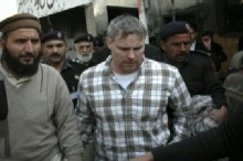 American Held for Murder in Pakistan