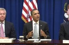 Obama: 'We're Going To Have To Up Our Game'