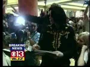 Pop Star Michael Jackson Rushed To L.A. Hospital