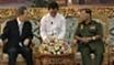 Burma junta leader snubs UN chief