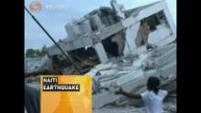 Quake death toll may top 100,000: Haitian PM