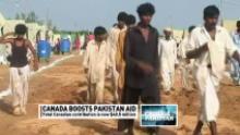 Canada adds to Pakistan help
