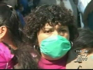 1,300 Sick, 81 Dead In Mexico Swine Flu Outbreak