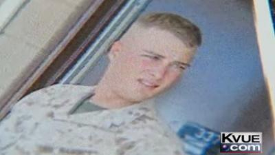 Central Texas Marine killed in Afghanistan
