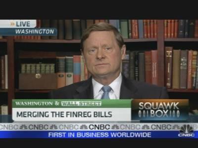 Merging The FinReg Bills