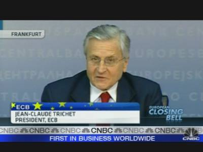 Trichet: Euro is Very Credible Currency
