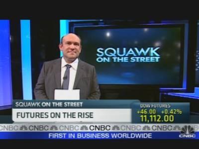 Market Betting on QE2