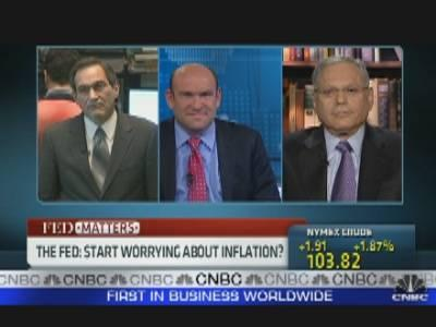 Should Fed Worry About Inflation?