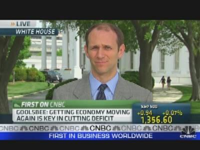 White House on GDP