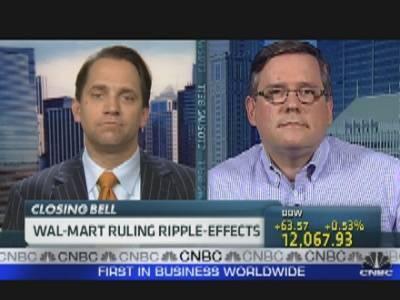 Wal-Mart Ruling Ripple Effect