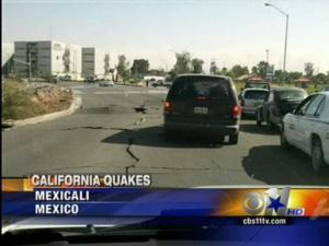 Social Networking Sites Show Quake In Action