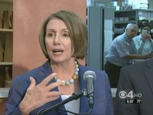 Pelosi Comes To Denver, Talks Health Care