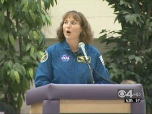 Fort Collins Astronaut Visits Home After Mission