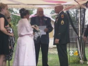 Soldiers, Families Upset By Marriages To 2 Men