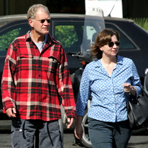 David Letterman Marries Longtime Girlfriend