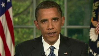 Obama's Lackluster Oval Office Address