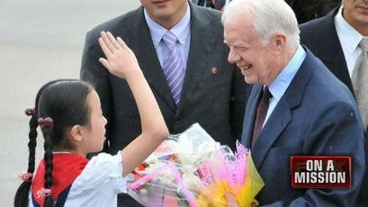 Jimmy Carter's Mission to North Korea