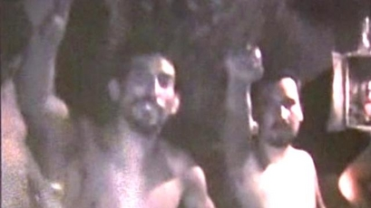 Chilean Government Releases Video of Trapped Miners