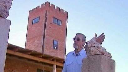 Arizona Rancher Builds Watchtower