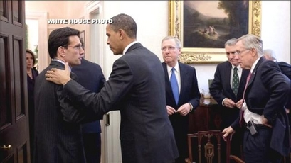 Obama, GOP Look for Common Ground