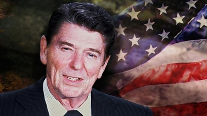 Is Obama Trying to Channel Reagan?
