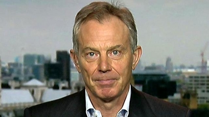 Tony Blair on Egypt's Impact Pt. 2