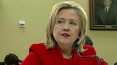 Clinton Heading to Middle East