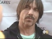 Red Hot Chili Pepper Anthony Kiedis was honored at the annual MusiCares concert helps addicted musicians sober up. Christina McLarty reports.