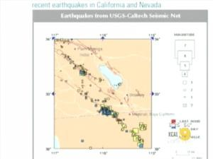 1,000 Aftershocks Recorded Since Monday Quake
