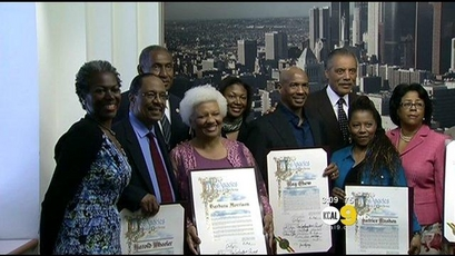 Several African-American Musicians Honored In LA