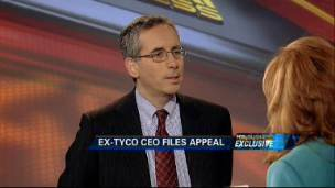 Ex-Tyco CEO Files Appeal to High Court