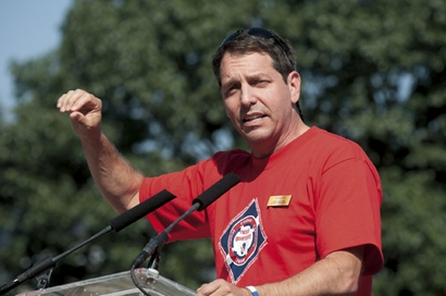 "Mark Meckler, a Tea Party Patriots coordinator and co-founder, weighed in. Newcomers ""often don't understand how badly we need you to lead the way,"" h"