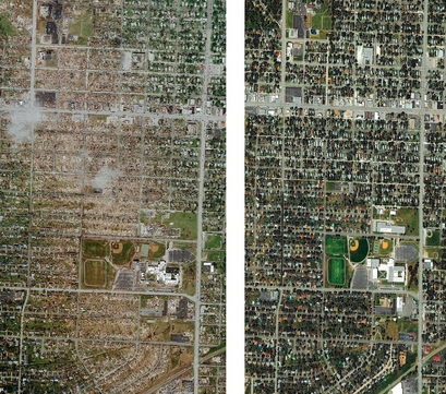 Joplin, Missouri has been devastated by a tornado ...