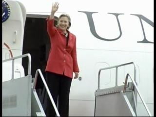 Clinton hails Indonesia ties