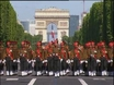Bastille Day parade has Indian twist